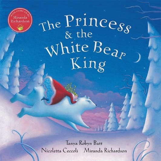 The Princess and the White Bear King Cover